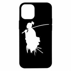 Чохол для iPhone 12 mini Ghost Of Tsushima Silhouette