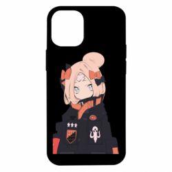 Чохол для iPhone 12 mini Girl in a jacket