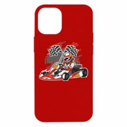 Чехол для iPhone 12 mini Go Cart