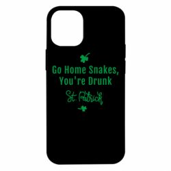 Чохол для iPhone 12 mini Go home shakes, youre drunk St. Patrick