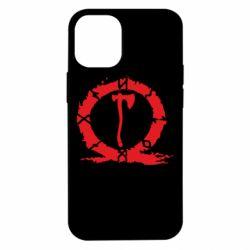 Чохол для iPhone 12 mini God Of War Logo