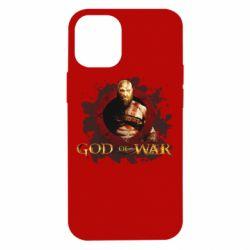Чохол для iPhone 12 mini God of War