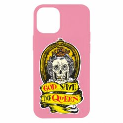Чохол для iPhone 12 mini God save the queen