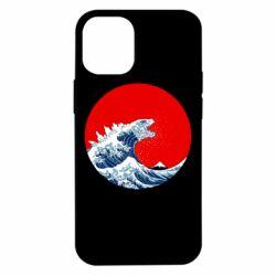 Чохол для iPhone 12 mini Godzilla Wave