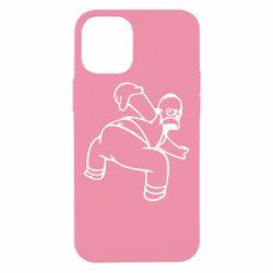 Чохол для iPhone 12 mini Гомер Сімпсон