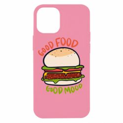 Чехол для iPhone 12 mini Good Food