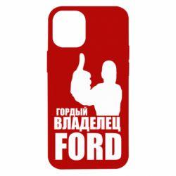 Чохол для iPhone 12 mini Гордий власник FORD