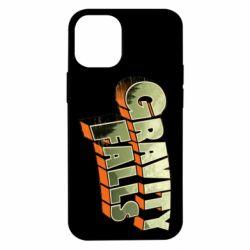 Чехол для iPhone 12 mini Gravity Falls