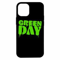 Чехол для iPhone 12 mini Green Day