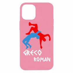 Чохол для iPhone 12 mini Греко-римська боротьба