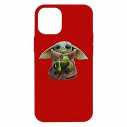 Чохол для iPhone 12 mini Grogu and Kermit