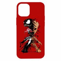 Чохол для iPhone 12 mini Groot and Venom