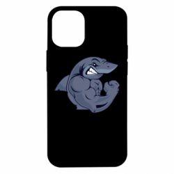Чохол для iPhone 12 mini Gym Shark