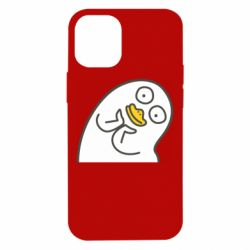 Чехол для iPhone 12 mini Half duck