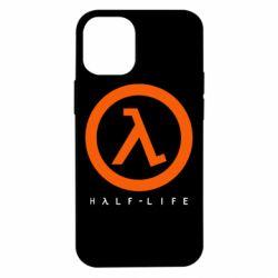 Чехол для iPhone 12 mini Half-life logotype