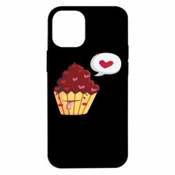 Чохол для iPhone 12 mini Happy cupcake