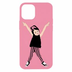 Чохол для iPhone 12 mini Happy girl