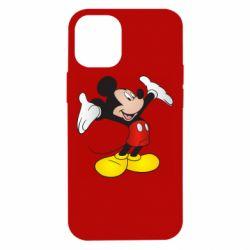 Чохол для iPhone 12 mini Happy Mickey Mouse