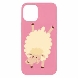 Чохол для iPhone 12 mini Happy sheep