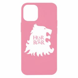 Чехол для iPhone 12 mini Hear Me Roar