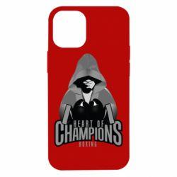 Чехол для iPhone 12 mini Heart of Champions
