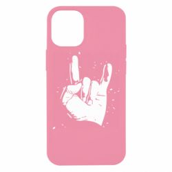 Чехол для iPhone 12 mini HEAVY METAL ROCK