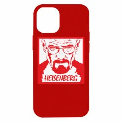 Чохол для iPhone 12 mini Heisenberg face