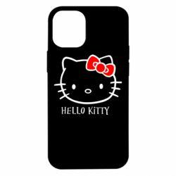 Чехол для iPhone 12 mini Hello Kitty