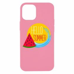 Чохол для iPhone 12 mini HELLO SUMMER