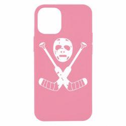 Чохол для iPhone 12 mini Хокейна маска