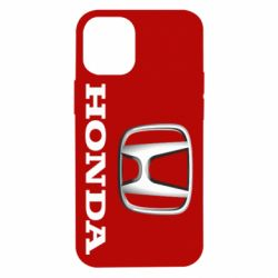 Чехол для iPhone 12 mini Honda 3D Logo