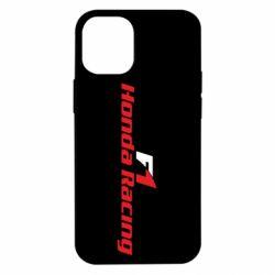 Чехол для iPhone 12 mini Honda F1 Racing