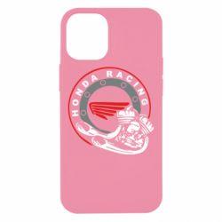 Чехол для iPhone 12 mini Honda Racing