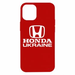 Чехол для iPhone 12 mini Honda Ukraine