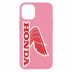 Чохол для iPhone 12 mini Honda Vintage Logo