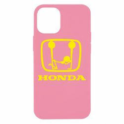 Чехол для iPhone 12 mini Honda