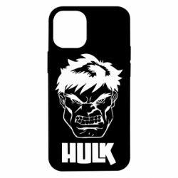 Чохол для iPhone 12 mini Hulk face