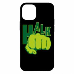 Чохол для iPhone 12 mini Hulk fist