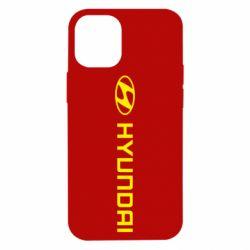 Чехол для iPhone 12 mini Hyundai 2