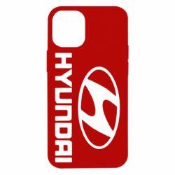 Чехол для iPhone 12 mini HYUNDAI