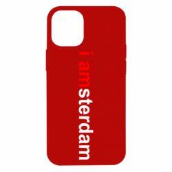 Чехол для iPhone 12 mini I amsterdam