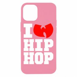 Чехол для iPhone 12 mini I love Hip-hop Wu-Tang