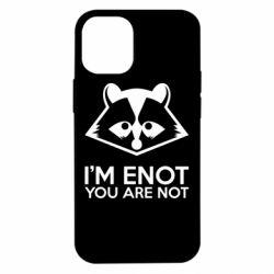 Чехол для iPhone 12 mini I'm ENOT