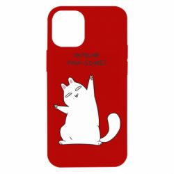 Чехол для iPhone 12 mini I'm feline paw some