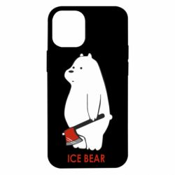 Чохол для iPhone 12 mini Ice bear