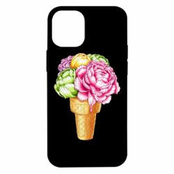 Чохол для iPhone 12 mini Ice cream flowers