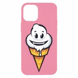 Чохол для iPhone 12 mini Ice cream graffiti