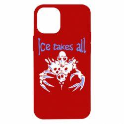 Чехол для iPhone 12 mini Ice takes all Dota