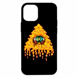 Чехол для iPhone 12 mini Illuminati is melting