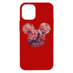 Чохол для iPhone 12 mini Inner world flowers mickey mouse